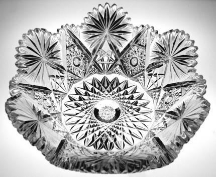 Crimped Anderson Fredricka Bowl – SOLD